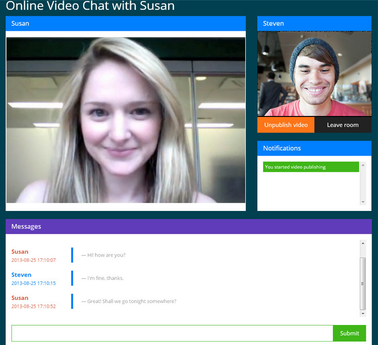 video-chat-room